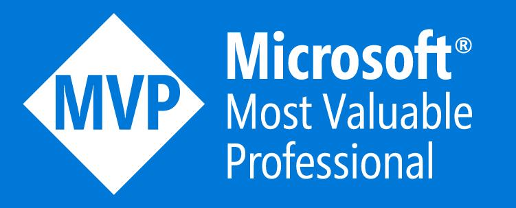 Microsoft MVP Award Logo